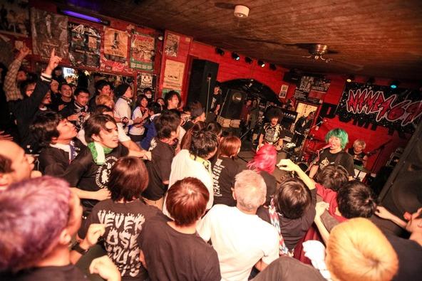1月17日@横須賀かぼちゃ屋 (okmusic UP's)
