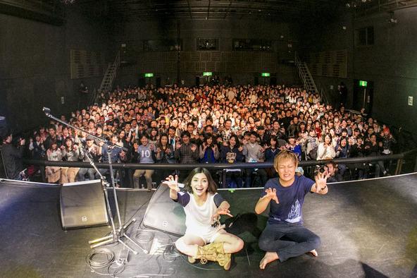 1月18日(日)@大阪・心斎橋BIG CAT (okmusic UP\'s)