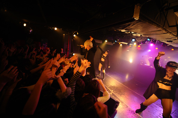 12月3日@渋谷Milkyway (okmusic UP's)