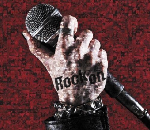 ナノ『Rock on.』NA ver.(CD+DVD)ジャケット画像