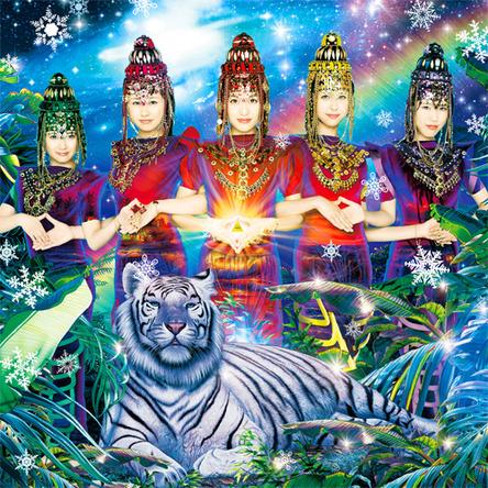 「ももいろクリスマス2013」開催記念シングル『泣いちゃいそう冬 / 鋼の意志』 (okmusic UP\'s)