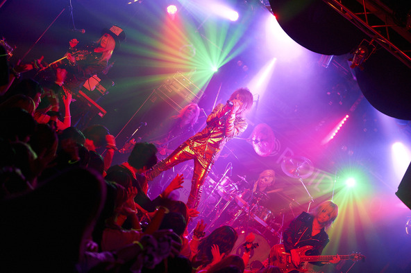 2013年12月8日@渋谷REX photo by 片倉孝 (okmusic UP\'s)