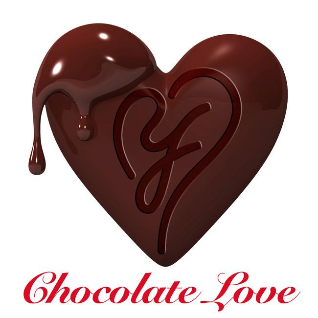 配信シングル「Chocolate Love」