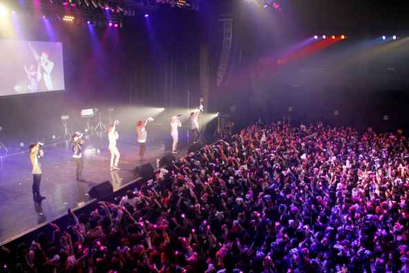 12月13日@Zepp Tokyo (okmusic UP\'s)