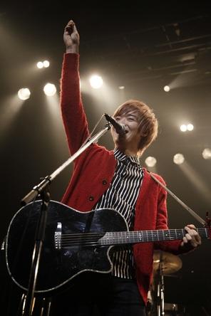 12月16日(月)@東京 TSUTAYA O-EAST (okmusic UP\'s)