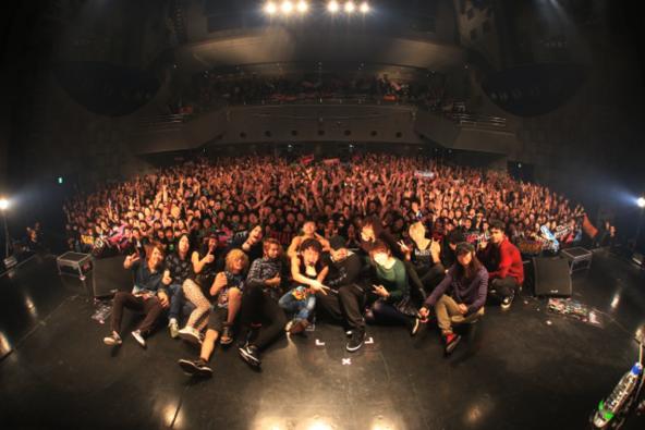 『PUNISHER'S NIGHT 2015』大阪公演 (okmusic UP's)