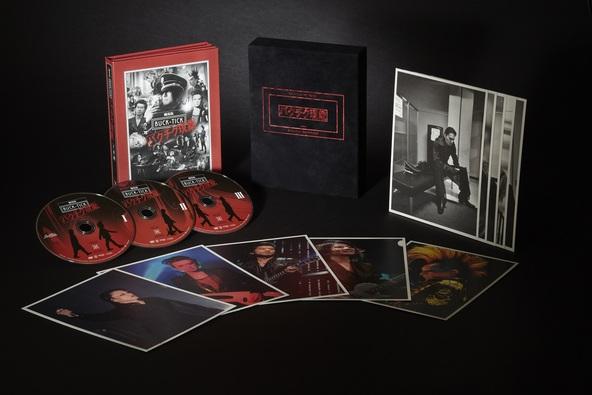 Blu-ray&DVD 『劇場版BUCK-TICK 〜バクチク現象〜』 【初回限定生産盤】 (okmusic UP\'s)