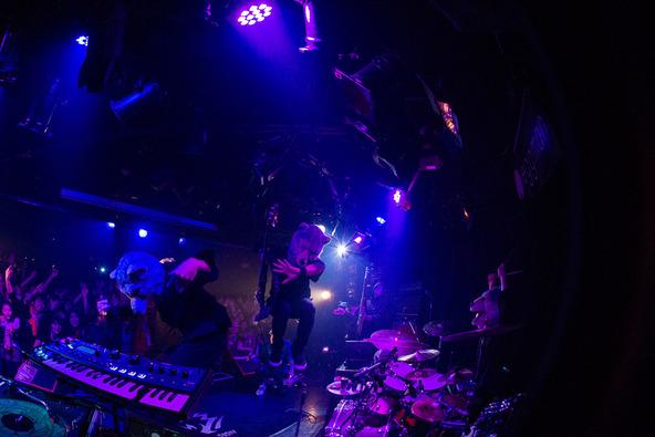 1月29日@渋谷eggman (okmusic UP's)