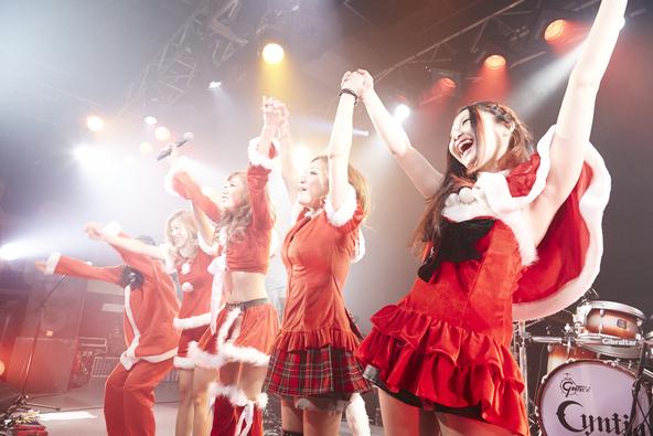 12月19日(木)@渋谷・Duo MUSIC EXCHANGE photo by 新井 潔 (okmusic UP\'s)