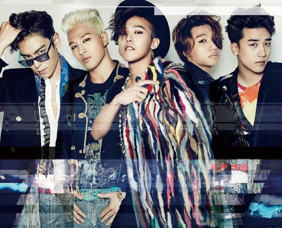 BIGBANG (okmusic UP's)