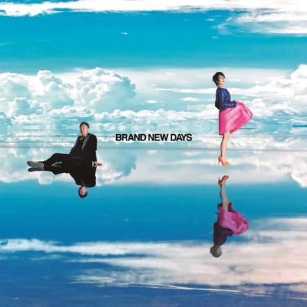 アルバム『BRAND NEW DAYS』【CD+DVD】 (okmusic UP's)