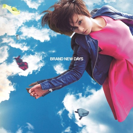 アルバム『BRAND NEW DAYS』【CD】 (okmusic UP's)