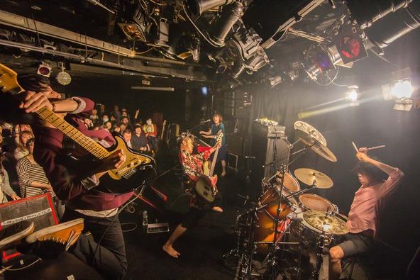 2月2日(月)@shibuya eggman (okmusic UP's)