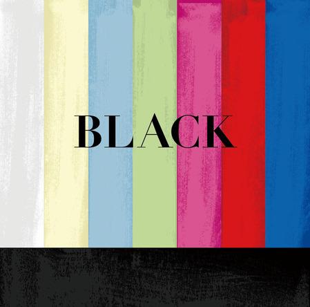 アルバム『BLACK』【STANDARD EDITION】 (okmusic UP's)