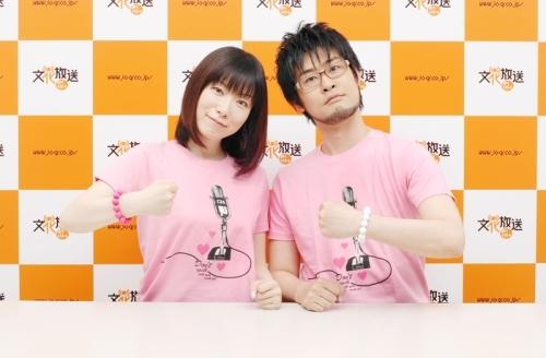 『A&G 超RADIO SHOW~アニスパ!』パーソナリティの鷲崎健、浅野真澄