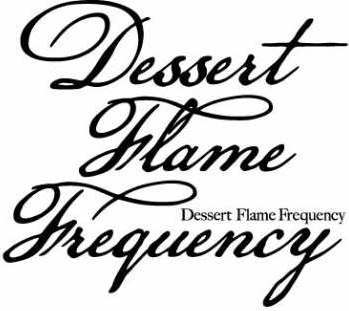 Dessert Flame Frequency(D.F.F.)ロゴ (okmusic UP's)