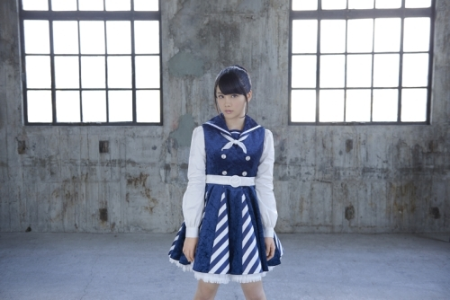 2月18日に「艦これ」EDテーマ「吹雪」でデビューを果たす西沢幸奏(にしざわしえな)