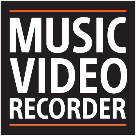 ミュージックビデオレコーダー ロゴ (okmusic UP\'s)