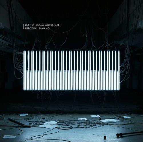 オリコン週間アルバムランキングで初登場6位を獲得した澤野弘之のボーカル楽曲ベストアルバム『BEST OF VOCAL WORKS [nZk]』