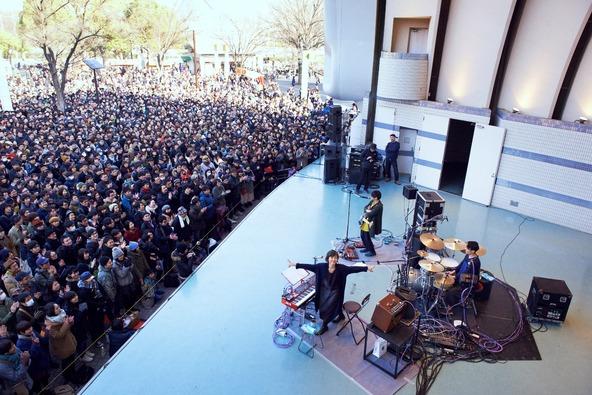 2月11日(水・祝)@代々木公園野外ステージ (okmusic UP\'s)