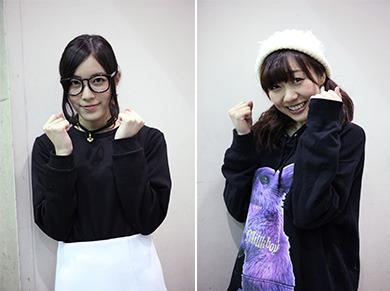 松井珠理奈&松井玲奈 (okmusic UP's)