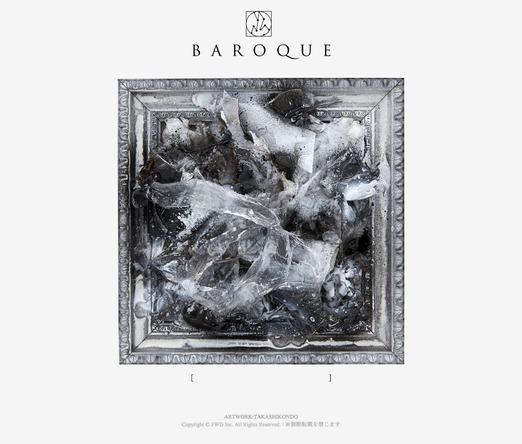 BAROQUE オフィシャルHP トップページ (okmusic UP\'s)