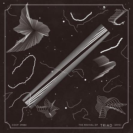 アルバム『THE REVIVAL OF TRIAD [2015]』 (okmusic UP's)