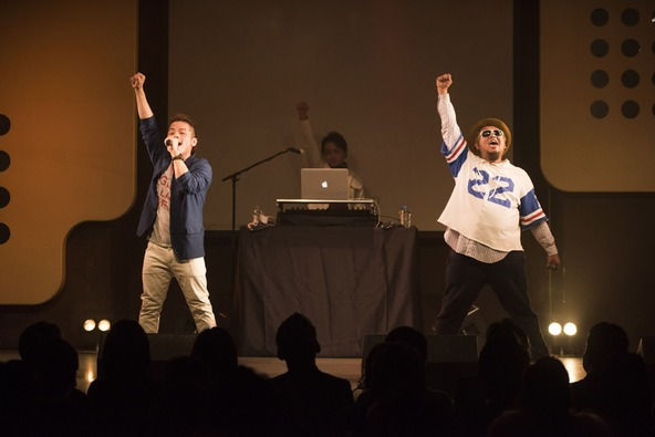 2月12日(木)@渋谷 duo music exchange(クリフエッジ) (okmusic UP's)