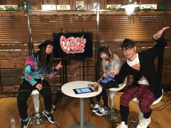 NOTTV3 音楽情報番組『MUSICにゅっと。』(2月17日放送:だーよし) (okmusic UP's)