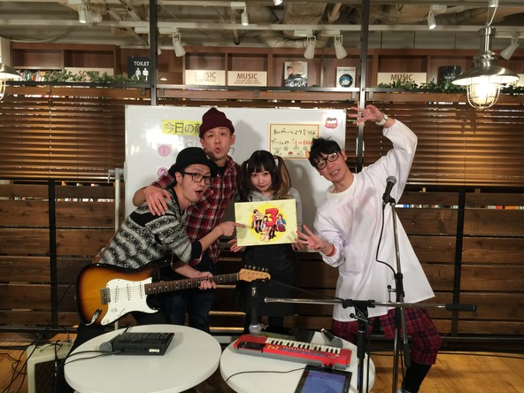 NOTTV3 音楽情報番組『MUSICにゅっと。』 日高央×AYAMO×後藤裕亮(THE STARBEMS)×高地広明(THE STARBEMS) (okmusic UP's)