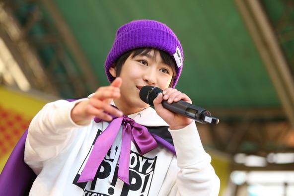 2月15日(日)@サンストリート亀戸(MAGiC BOYZ) (okmusic UP's)