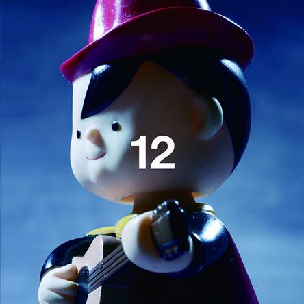 アルバム『12』【良心盤(通常盤)】(CD) (okmusic UP\'s)
