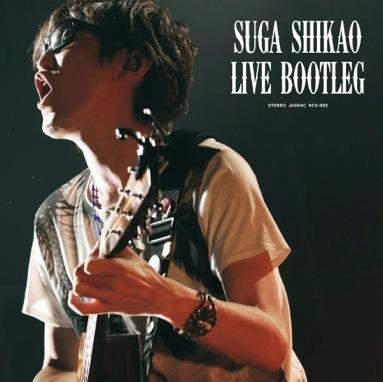 アルバム『LIVE BOOTLEG』 (okmusic UP\'s)