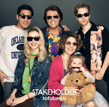 EP「STAKEHOLDER」 (okmusic UP's)