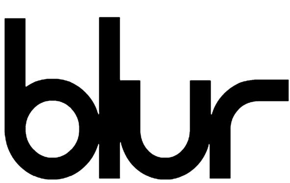 ブラー ロゴ (okmusic UP's)