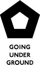 GOING UNDER GROUND ロゴ