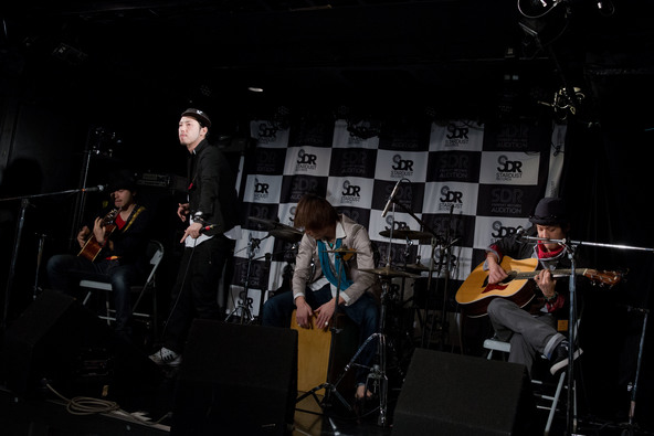 2月21日@「SDRオーディション」第1回目の第2次審査 (okmusic UP's)