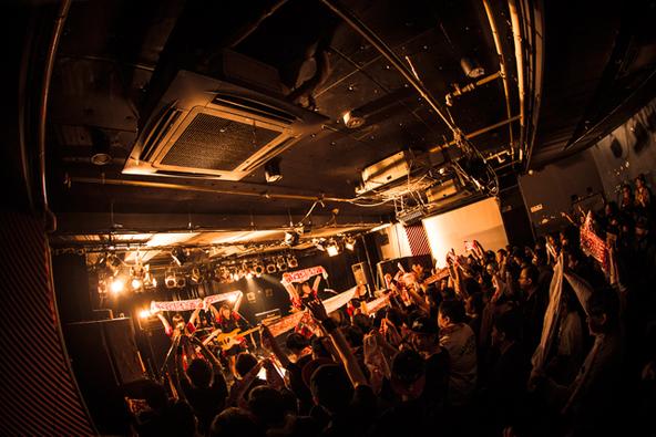 2月22日 (日)@TSUTAYA O-CREST (okmusic UP's)