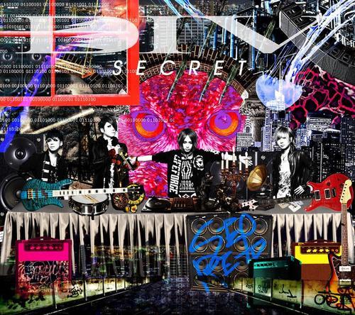 アルバム『SECRET』【初回生産限定盤】(CD+DVD) (okmusic UP's)