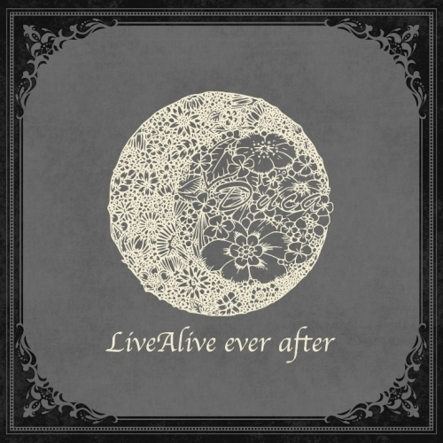 Duca『Duca LiveAlive ever after』ジャケット画像 (C)TEAM Entertainment inc.