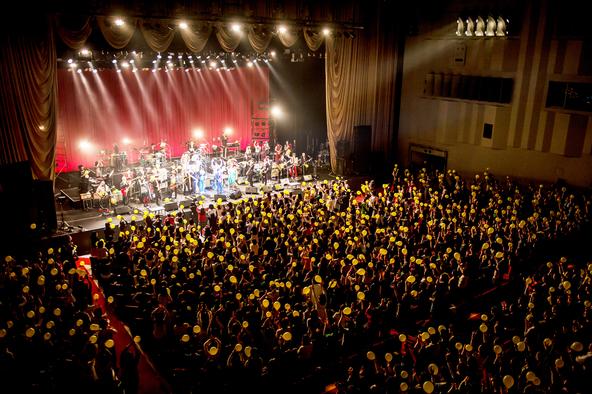 2月22日(日)@東京・中野サンプラザホール (okmusic UP's)