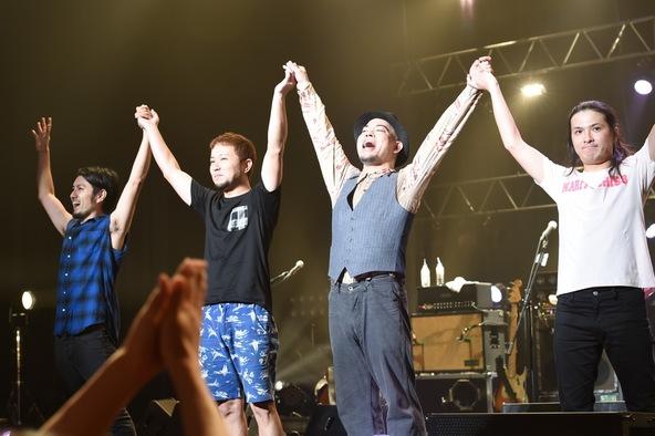 2月20日@渋谷公会堂 (okmusic UP's)