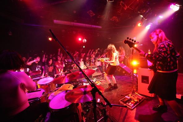 2月25日@東京・egg man  (okmusic UP's)