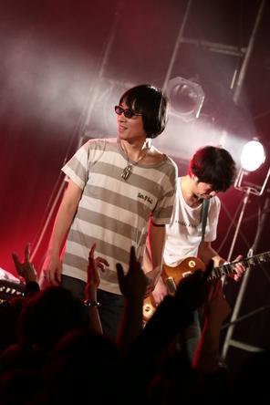 2月27日(金)@恵比寿LIQUID ROOM (okmusic UP's)