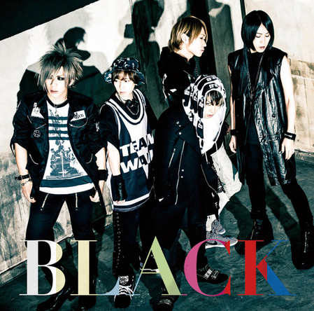 アルバム『BLACK』 (okmusic UP's)