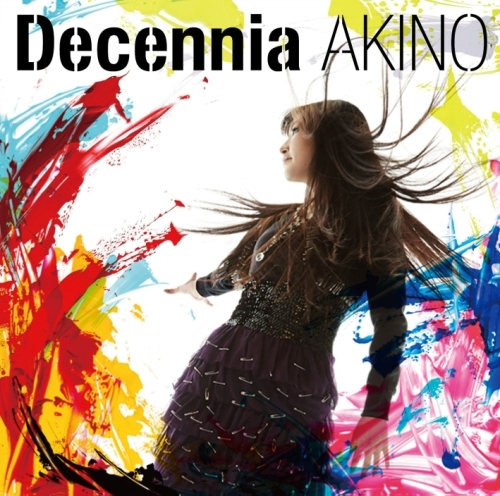 AKINO with bless4『Dicennia(ディセニア)』ジャケット画像