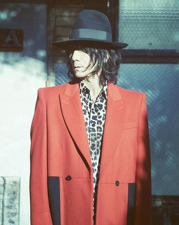 吉井和哉 Photo by Hirohisa Nakano (okmusic UP\'s)