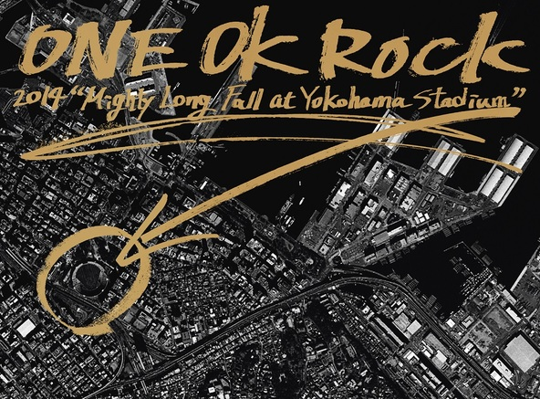 "DVD & Blu-ray 『ONE OK ROCK 2014 ""Mighty Long Fall at Yokohama Stadium""』 (okmusic UP's)"