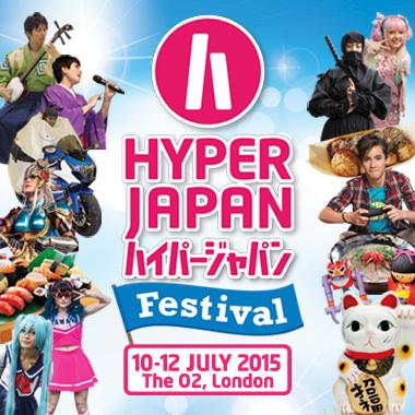 『HYPER JAPAN』 (okmusic UP's)