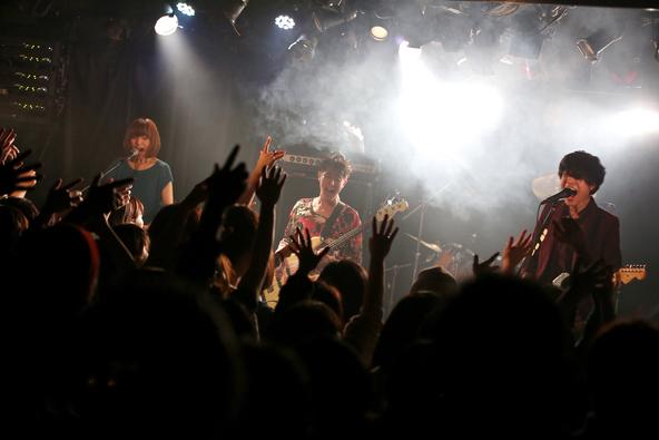 3月4日(水)@shibuya eggman (okmusic UP's)